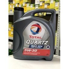 Масло TOTAL QUARTZ INEO ECS 5W30 4л.