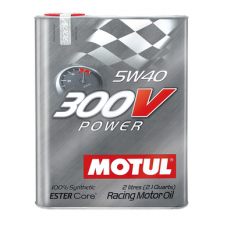 MOTUL 300V Power 5w40 2л.