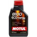 MOTUL 8100 Eco-nergy 5w30 4л синт