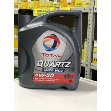 Масло TOTAL QUARTZ INEO MC3 5W30 5л.